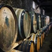 """  ALIGNEMENT 🪐  . En attendant que les Gros-Manseng soient """"mûrs à souhait"""", on profite de la pause Vendange pour préparer  le chai à la distillation 2020! ⏳ .  While waiting for the Gros-Manseng to be """"ripe at will"""", we take advantage of the Vendange break to prepare the cellar for distillation 2020! 🧮 • #timeflies #harvest2020 #vintage #armagnac #armagnacisback #laballe #baco #ugniblanc #folle #chai"""